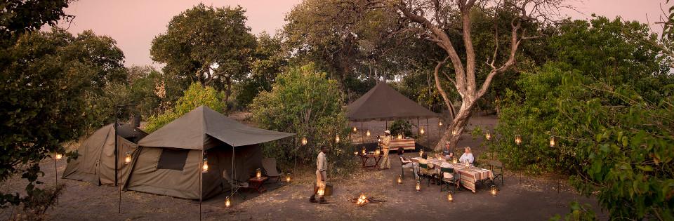 Botswana Safari Expeditions