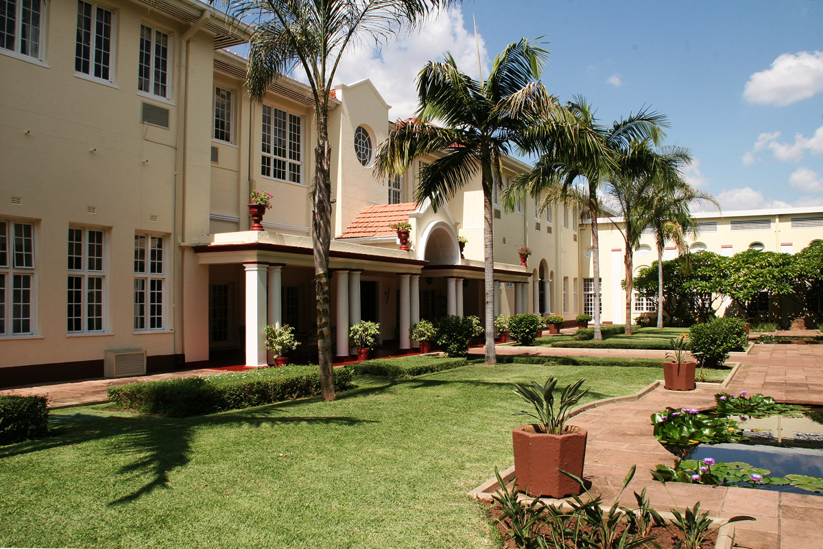 Rooms: Victoria Falls Hotel » Southern Africa Guided Holidays