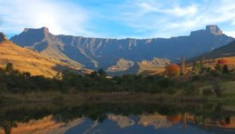 Full Day Drakensberg World Heritage Tour