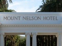 Mount Nelson Afternoon Tea Experience