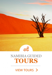 Namibia Guided Tours