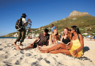 Cape Town Summer Excitement