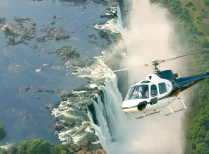 """Flight of Angels"" Helicopter Ride"