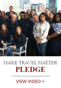 Make Travel Matter Pledge