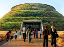 Maropeng, Cradle of Humankind & Sterkfontein Caves Tour