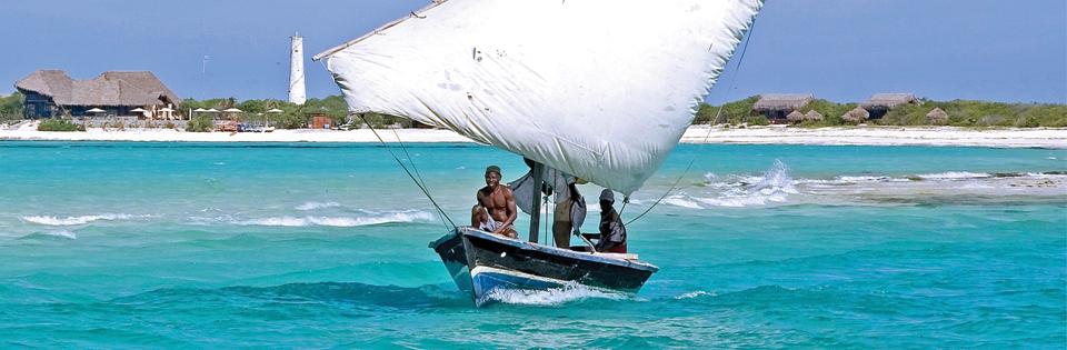 Quirimbas Island Romantic Escape