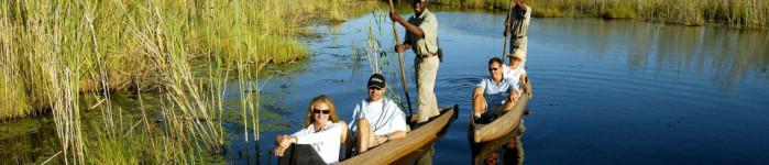 Okavango Delta – An enchanting African oasis