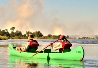 Upper Zambezi Canoe Safari