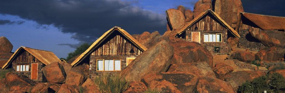 Caňon Lodge