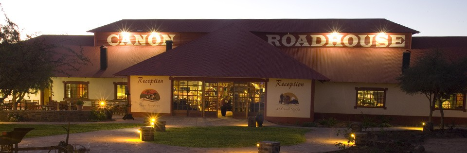 Cañon Roadhouse