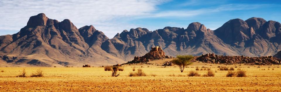 Extraordinary Namibia