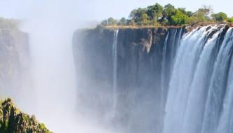 Zimbabwe Victoria Falls Fly-in Safari